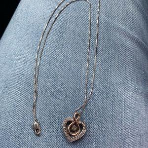 Jewelry - Kay's heartbeat rhythm diamond necklace